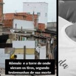 """Laudo mostra que porteiro da Fiocruz foi alvo de """"sniper"""""""