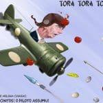Bolsonaro escolhe entrar na turbulência
