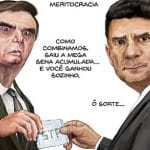 Helena Chagas: Moro, um trambolho para Bolsonaro