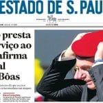 E quem disse que Olavo quer servir ao Brasil, general?