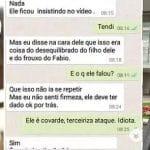 Santos Cruz diz que 'carluxista' falsificou mensagens contra Bolsonaro