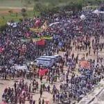 Manifestações estão fortes em todo o Brasil, relatam jornais