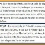 """Estratégia de """"usar D. Marisa"""" não foi de Lula. Foi de Moro e do MP"""