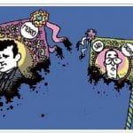 O império das corporações destrói a democracia
