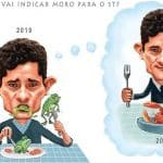 "Gaspari: Bolsonaro ""frita"" Moro"