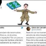 """A geopolítica da """"Terra plana"""""""