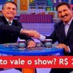 """Propina escancarada no """"merchandising"""" de Bolsonaro"""