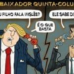 Filho embaixador é muito mais que um capricho nepotista de Bolsonaro