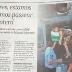 Carona de helicóptero a parentes faz Bolsonaro dar 'chilique'