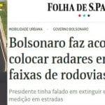 Bolsonaro não entendeu que, no século 21, não se governa de orelhada