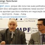 Tacla Duran: diz que advogado de delação é o que lhe extorquiu US$ 612 mil