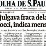 """A delação de Palocci era podre, mostra a """"Vaza Jato"""""""