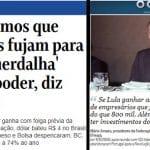 Na Argentina, o chicote do dinheiro estala para amedrontar o povo