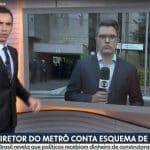 Delação atinge periferia tucana na Globo. Mas só agora?