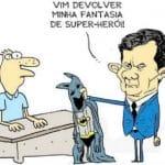 Moro, reduzido a Bolsonaro, perde o apoio de Miriam Leitão