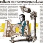 """Ave, Deltan. Monumento à Lava Jato é o retrato da """"Morolatria"""""""