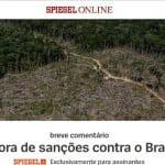 Reação a Bolsonaro ameaça ser praga para o agronegócio