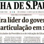 Moro acha que é deus e exige a Bolsonaro o sacrifício do filho, como a Abraão