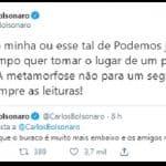 Bolsonaro alisa Moro, mas manda Carluxo espetá-lo