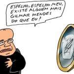 Gilmar ainda acha 'fraude' Lula ter foro no STF como ele próprio ganhou