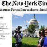 Pedido de impeachment de Trump complica mais sucessão nos EUA