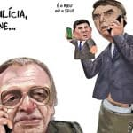 Bolsonaro põe Moro em banho-maria