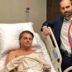 Faroeste caboclo: 'Dudu' visita pai no hospital de pistola à mostra