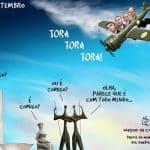 A chanchada trágica que arruína o Brasil