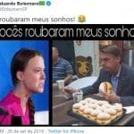 Os Bolsonaro sofreram crise de estupidez familiar