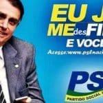 Esquece o PSL, tá OK? Bolsonaro incinera Bivar, presidente do seu partido. Veja