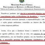 MP pede absolvição de Lula em acusação que 'explicaria' obras em Atibaia