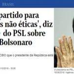 Bivar diz que Bolsonaro briga por quem quer o dinheiro do PSL