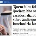 O cérebro tarado de Jair Bolsonaro