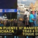Equador: o governo não tem mais conserto