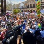 Morales chega a vitória irreversível, com 47,1% dos votos