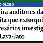 A 'extorsão premiada' na Lava Jato do Rio