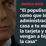 """Macri dá uma """"bolsonarada"""" e irrita eleitoras argentinas. Ouça"""