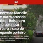 Jogo pesado: miliciano teria dito que ia ver Bolsonaro para encontrar assassino de Marielle