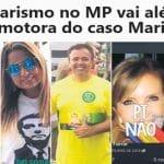 O MPF do B. B, de Bolsonaro e de barbárie