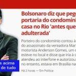 Bolsonaro transforma PF e MPF em suas milícias