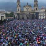 Colômbia, mais um país nas ruas