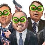 Celso Barros e o partido autoritário de Jair
