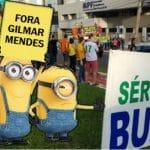 """Ato dos """"morominions' contra Gilmar vai ter resposta do STF"""