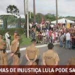 Ao vivo: Lula prepara-se para deixar a prisão