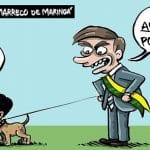 Bolsonaro cata os cacos de Sérgio Moro