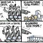 Governo prepara vingança contra a Petrobras, que o salvou de um vexame