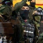 O alerta boliviano