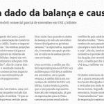 """""""Erro"""" de US$ 4 bi tumultua contas, mas não muda sentido do cãmbio"""