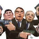 Sobre Magnolli e os liberais que deram o braço ao fascismo