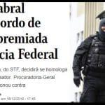 Delação de Cabral é mutreta evidente da PF